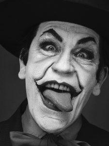 Herb Ritts / Jack Nicholson, London (1988), 2014