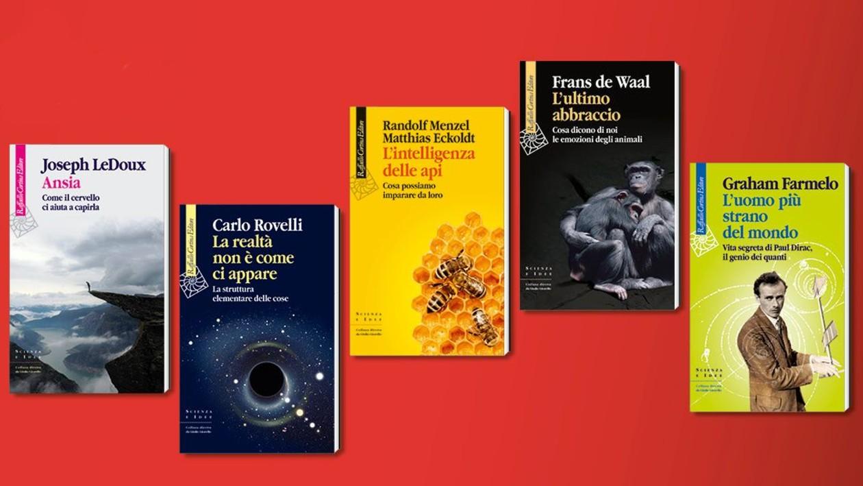 Arrivano gli sconti su Scienza e Idee di Raffaello Cortina Editore