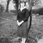 1960: nella campagna di Hunmanby Hall