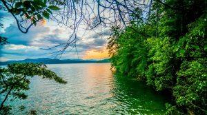 lago di Jocassee