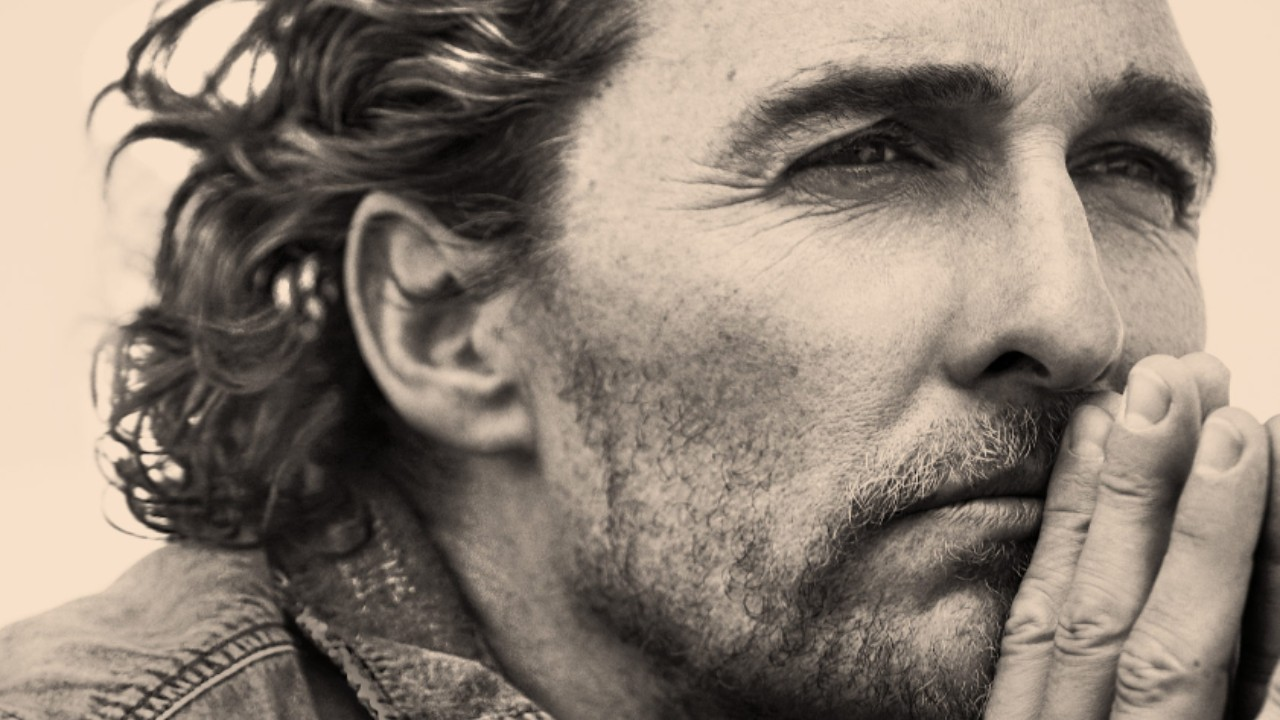 Irresistibile McConaughey!