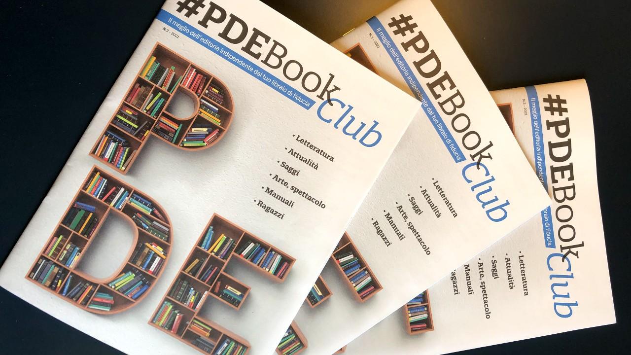 Arriva il terzo numero di #PDEBookClub!
