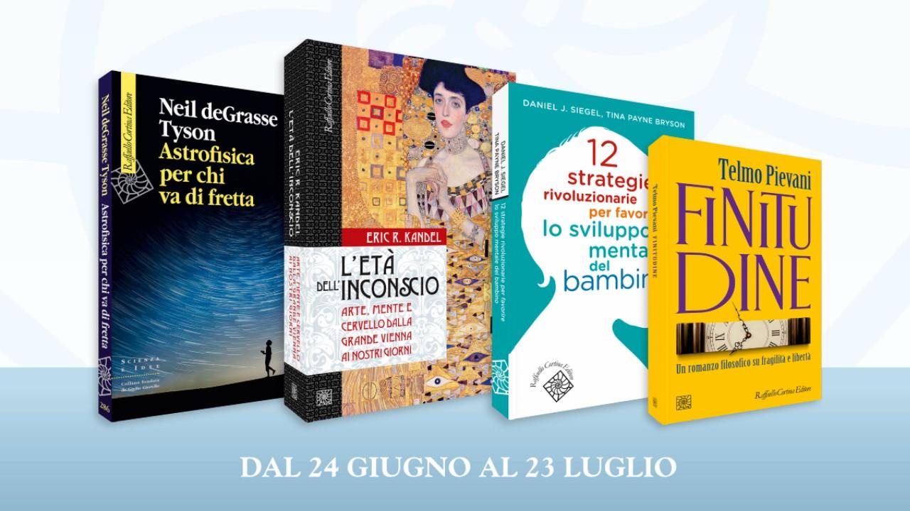 Gli imperdibili di Raffaello Cortina Editore